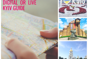 Digital or live Kyiv guide?